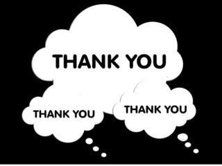 thank you, symbol