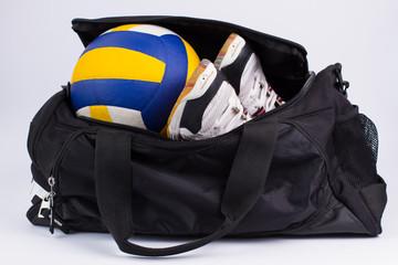 Sports bag.