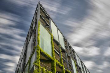 Gebäude abstrakt