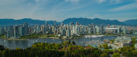 Recess Fitting Canada Vancouver Panorama