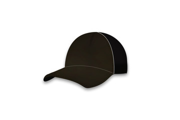 baseball brown cap