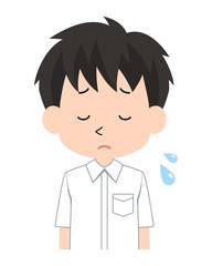 男子・学生〈学ラン制服・夏〉11