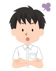 男子・学生〈学ラン制服・夏〉14