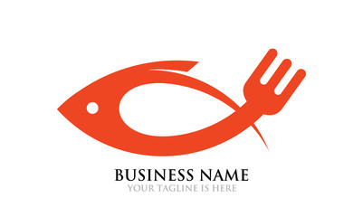 Delicious Seafood Menu - Logo
