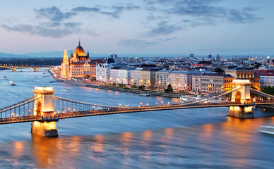 Fond de hotte en verre imprimé Budapest Budapest, Hungary