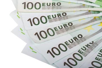 One Hundred Euro Banknots