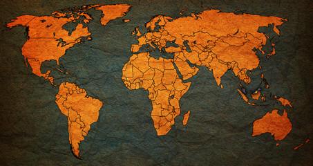 malaysia territory on world map