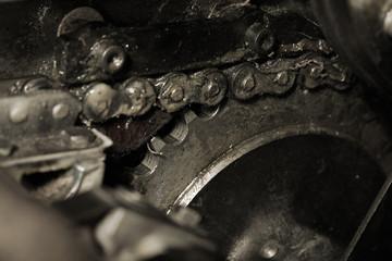 Chain transmission