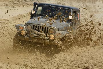 çamur ve arazi aracı