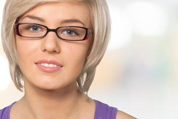 Glasses, Women, Human Face.