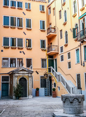 Venise, habitations