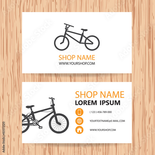 Business card vector background, Drone Photographers and