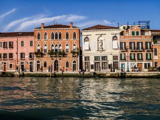 Venise vue du grand canal