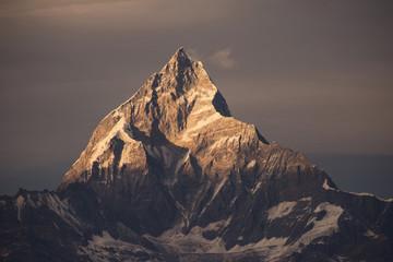 Fototapeta instagram filter Himalaya mountains nepal obraz