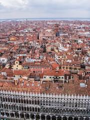 Vue de Venise du haut du Palais des Doges