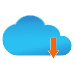 Cloud Down-01