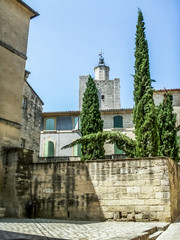 Uzès Eglise Saint-Etienne