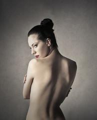 A sensual back