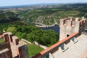 Barrage hydroélectrique de Grangent Gorges de la Loire France 5
