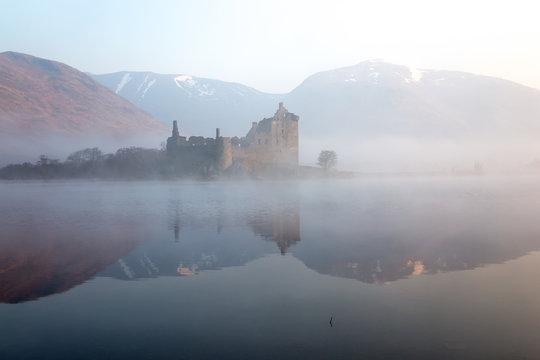 Kilchurn castle,Scotland