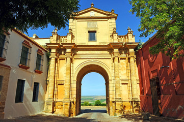 Buscar fotos provincia de sevilla for Puerta de sevilla carmona