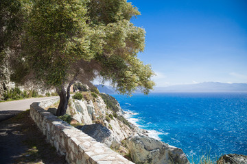 Landschaften um Cap Corse, Korsika
