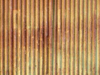 Iron surface rust