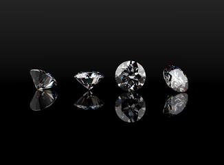 Background of Diamond