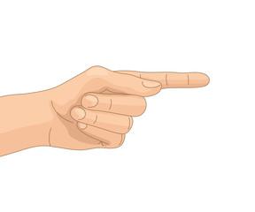 Directive gesture