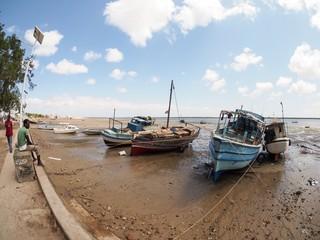 Lamu - Boats