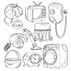 Cutie Home Electric Appliances