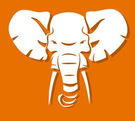 Elephant head