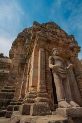 Prasat Phanom Rung Historic Park in Buriram, Thailand