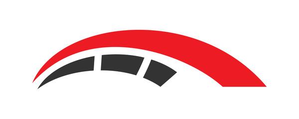 Swoosh Car Logo