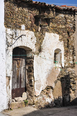 Arquitectura popular, Garrovillas de Alconétar, Extremadura