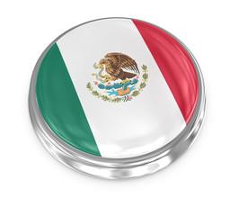 Flag badge - Mexico