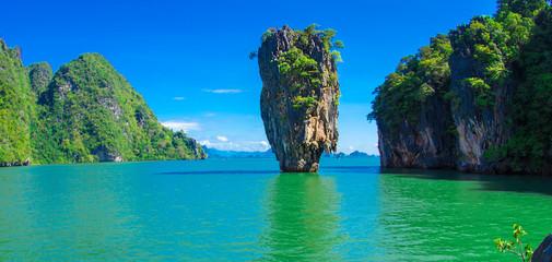 Papiers peints Ile james bond island in thailand, ko tapu