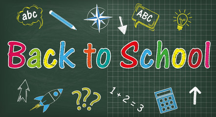 School Board Back To School
