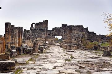 Street of Hierapolis
