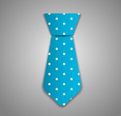 Necktie Vector Illustration