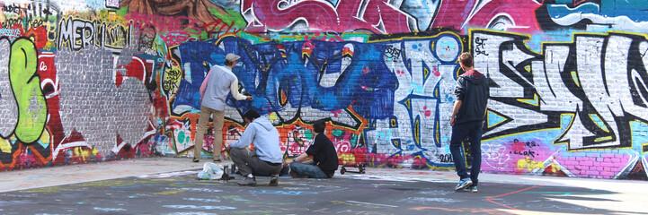 Street art / Tagueurs