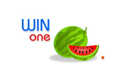 win one melon