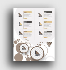 Jewelry Store Back Flyer & Poster Template