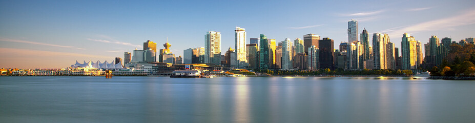Vancouver Panorama - Ein Spaziergang im Stanley Park
