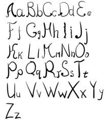 Vector Alphabet Set Image 33