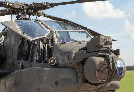 Kampfhubschrauber attack helicopter
