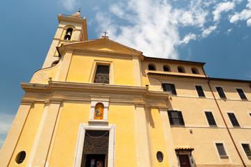 Tivoli Santuario Maria Santissima di Quintiliolo
