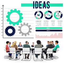 Ideas Tactics Vision Motivation Objective Concept