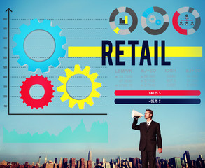Retail Buying Shopping Commerce Purchase Concept