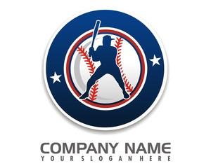 silhouette of baseball player